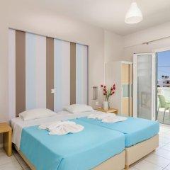 Отель Ilios Studios Stalis Студия с различными типами кроватей фото 25