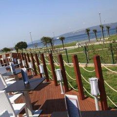 Kolin Турция, Канаккале - отзывы, цены и фото номеров - забронировать отель Kolin онлайн пляж фото 2