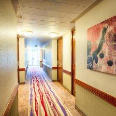 Отель Leonardo Frankfurt City South интерьер отеля фото 3