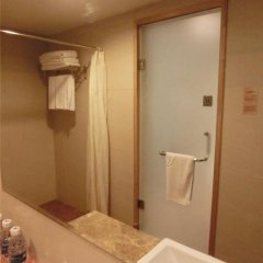 Guangdong Baiyun City Hotel 3* Стандартный семейный номер с двуспальной кроватью фото 4