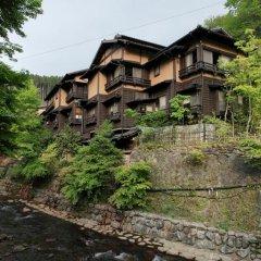 Отель Fujiya Япония, Минамиогуни - отзывы, цены и фото номеров - забронировать отель Fujiya онлайн приотельная территория фото 2