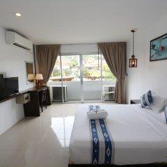 Отель The Nest Resort 3* Номер Делюкс двуспальная кровать фото 4
