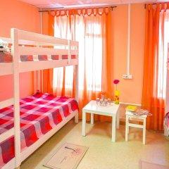Хостел Панда Кровати в общем номере с двухъярусными кроватями фото 5