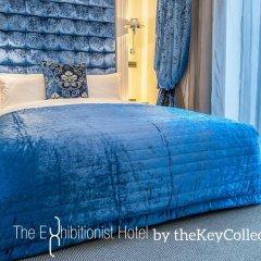 The Exhibitionist Hotel 5* Стандартный номер с двуспальной кроватью фото 5