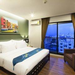 Livotel Hotel Lat Phrao Bangkok 3* Люкс разные типы кроватей фото 3