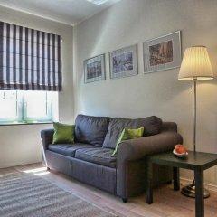 Апартаменты Gdansk Deluxe Apartments комната для гостей
