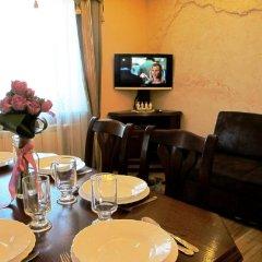 Отель udanypobyt Apartament Myśliwski Косцелиско в номере