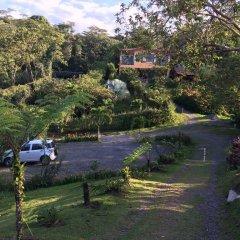 Отель Arenal Tropical Garden Эль-Кастильо парковка