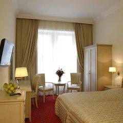 Spa Hotel Schlosspark 4* Номер Комфорт с различными типами кроватей фото 9