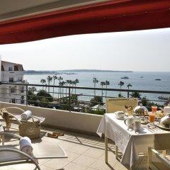 Hotel Barriere Le Majestic 5* Люкс Prestige terrace с двуспальной кроватью фото 7