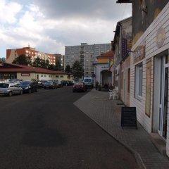Отель Penzion Village парковка