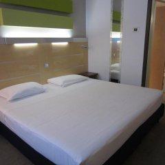 Отель iH Hotels Milano Gioia 4* Стандартный номер с различными типами кроватей фото 11