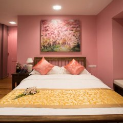 Отель Nine Design Place 3* Номер Делюкс с различными типами кроватей фото 2