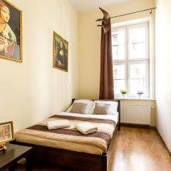 Arte Hostel Познань комната для гостей фото 4
