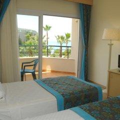 Отель Aska Just In Beach – All Inclusive удобства в номере фото 2