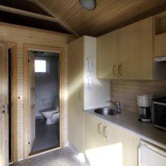 Отель Skovlund Camping & Cottages Коттедж фото 10