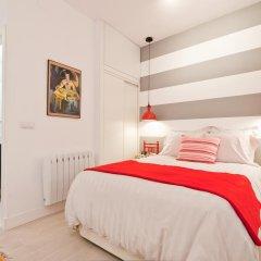 Отель Reina Sofia Ideal Мадрид комната для гостей фото 3