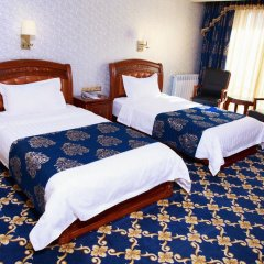 Отель Cron Palace Tbilisi 4* Стандартный номер фото 11
