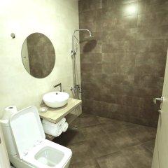 Hotel Homey Kobuleti 3* Стандартный семейный номер с двуспальной кроватью фото 2