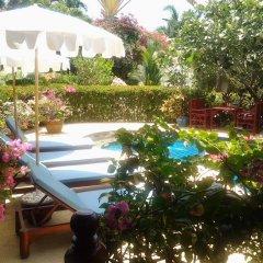 Отель La Maioun бассейн фото 2