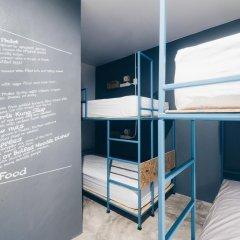 Bed Hostel Кровать в общем номере фото 5