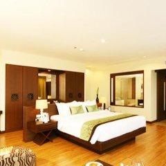 Отель The Heritage Pattaya Beach Resort комната для гостей фото 10