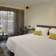 Отель Park Plaza London Waterloo Улучшенный номер с 2 отдельными кроватями фото 4