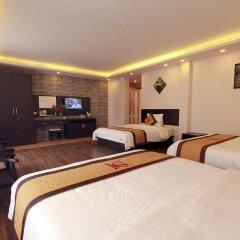 Отель Nguyen Dang Guesthouse Стандартный семейный номер с двуспальной кроватью фото 10