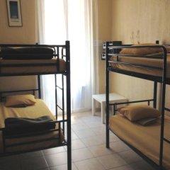 Отель Backpackers Chez Patrick Кровать в общем номере с двухъярусной кроватью фото 5