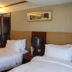Sun Flower Hotel and Residence 4* Люкс с 2 отдельными кроватями фото 11
