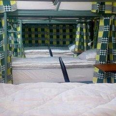 DimAL Hostel Almaty Кровать в мужском общем номере двухъярусные кровати фото 6