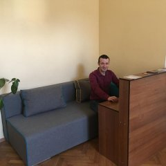 Soborniy Hostel интерьер отеля