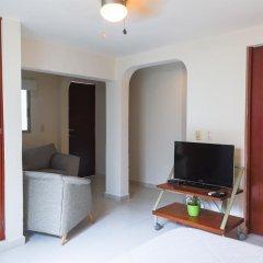 Отель Villa Italia Мексика, Канкун - отзывы, цены и фото номеров - забронировать отель Villa Italia онлайн комната для гостей фото 3