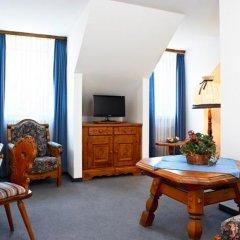 Отель LUITPOLD Мюнхен комната для гостей фото 3