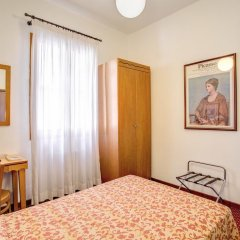 Hotel Nuova Italia 2* Стандартный номер с различными типами кроватей фото 7
