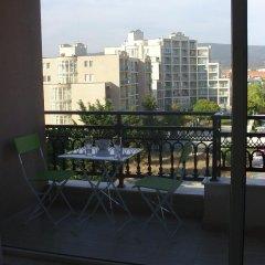 Отель Premier Residence Apartment Болгария, Солнечный берег - отзывы, цены и фото номеров - забронировать отель Premier Residence Apartment онлайн балкон