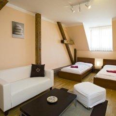 Апартаменты Premier Apartments Wenceslas Square Студия с различными типами кроватей фото 6