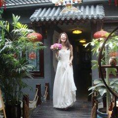 Отель Xiao Yuan Alley Courtyard Hotel Китай, Пекин - отзывы, цены и фото номеров - забронировать отель Xiao Yuan Alley Courtyard Hotel онлайн помещение для мероприятий фото 2
