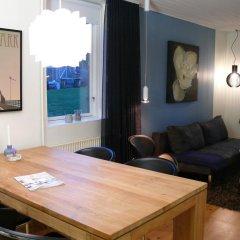 Отель Holiday Home Fredensvang Дания, Орхус - отзывы, цены и фото номеров - забронировать отель Holiday Home Fredensvang онлайн комната для гостей фото 3