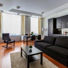 Апартаменты Mentha Apartments Будапешт комната для гостей фото 3