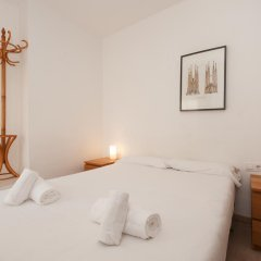 Апартаменты Bbarcelona Apartments Park Güell Flats комната для гостей фото 2