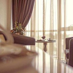 Park Hotel Plovdiv 4* Представительский номер разные типы кроватей фото 8