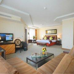 Отель Kenzi Tower 5* Номер Делюкс с различными типами кроватей фото 6