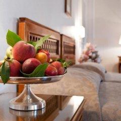 Отель Bettoja Mediterraneo 4* Улучшенный номер с различными типами кроватей фото 5