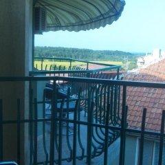 Отель Family Hotel Gery Болгария, Кранево - отзывы, цены и фото номеров - забронировать отель Family Hotel Gery онлайн балкон