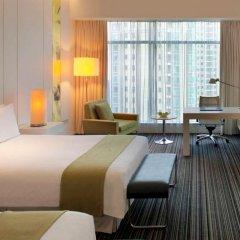 Grand Mercure Shanghai Century Park Hotel 4* Улучшенный номер с различными типами кроватей фото 4