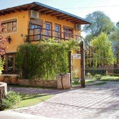 Отель Cabanas Calderon I Сан-Рафаэль парковка