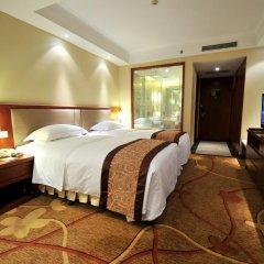 AVIC Hotel Beijing 4* Улучшенный люкс с различными типами кроватей фото 2