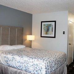 Отель Americas Best Value Inn - Milpitas 2* Стандартный номер с различными типами кроватей фото 9