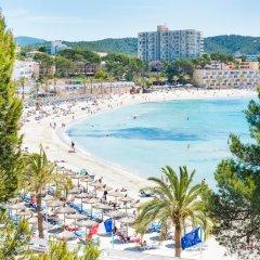 Hotel Gaya пляж
